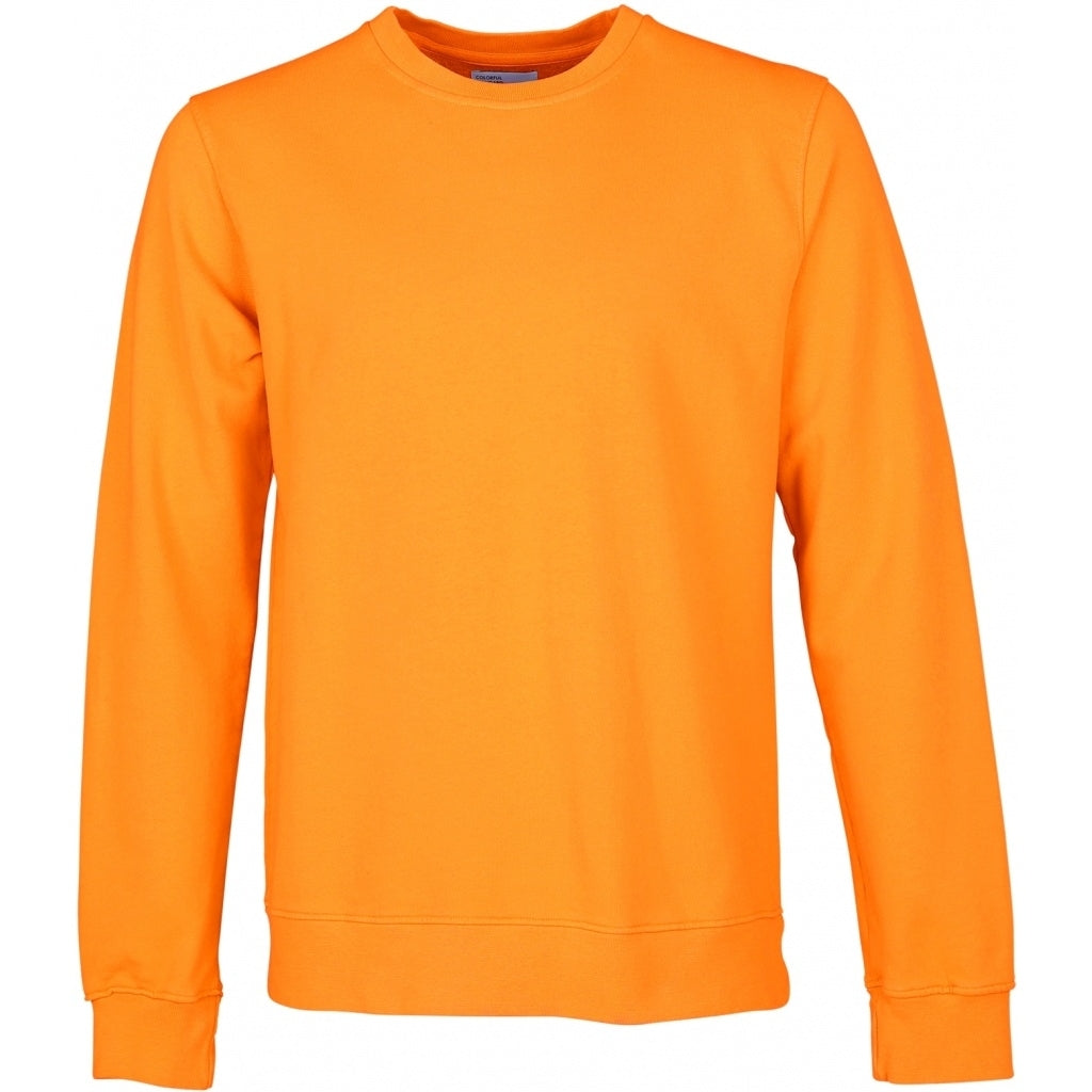 Colorful Standard / Organic  Crewneck / Sunny Orange