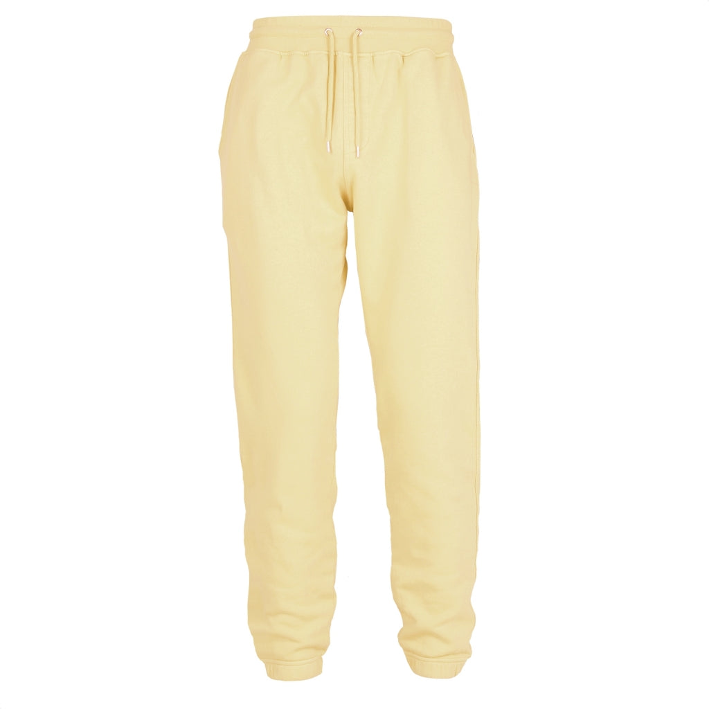 Colorful Standard / Organic Sweatpants / Soft Yellow
