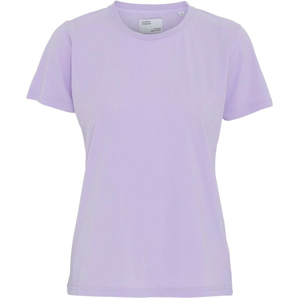 Colorful Standard / Women's Organic Tee / Soft Lavendel