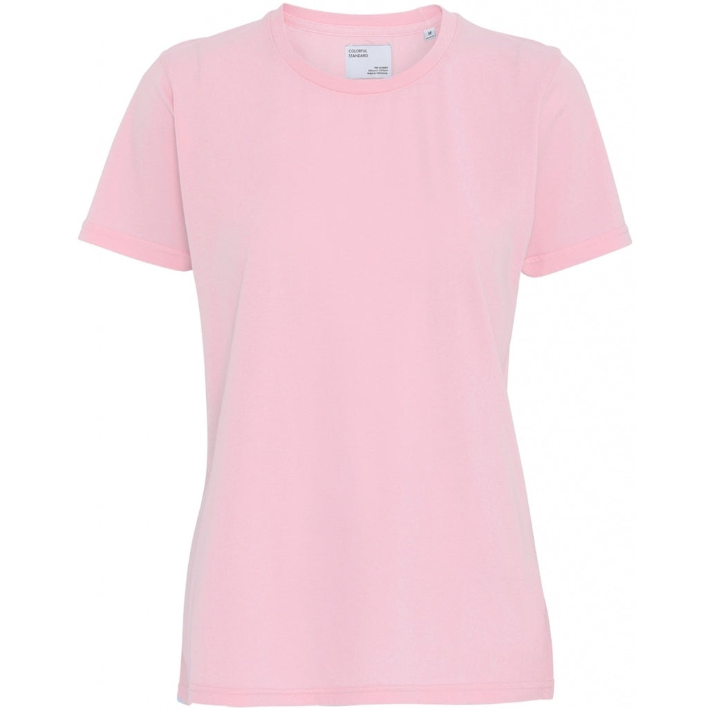 Colorful Standard / Women's Organic Tee / Flamingo Pink
