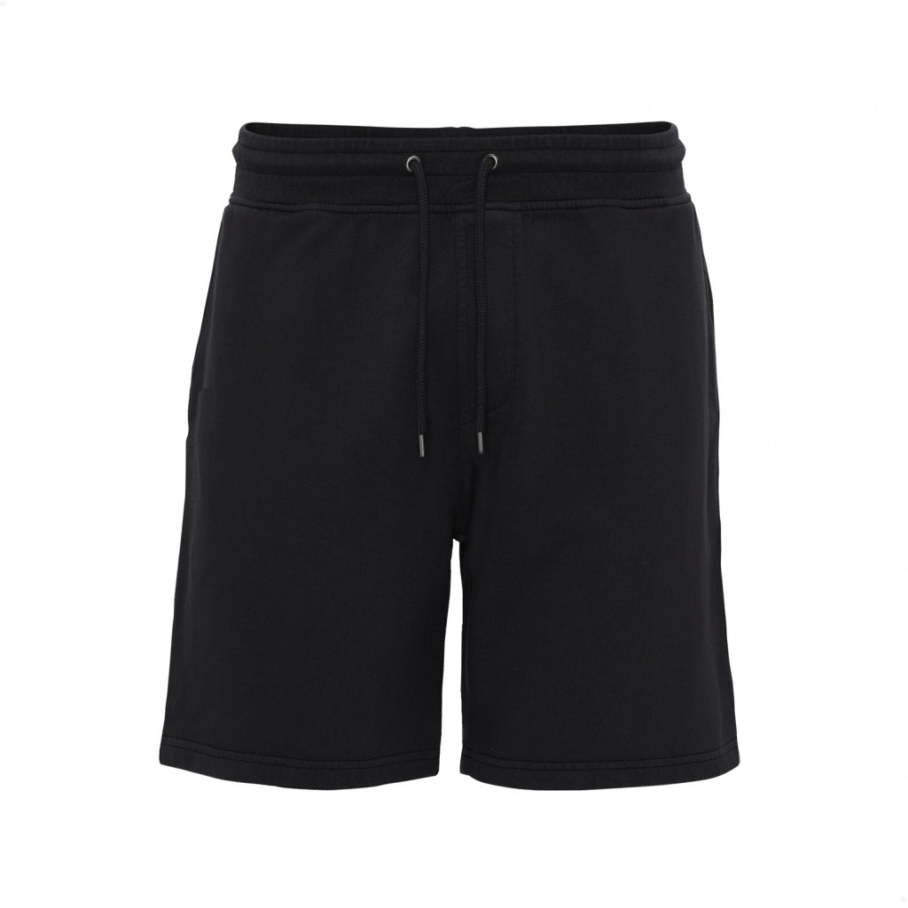 Colorful Standard / Organic Sweatshorts / Deep Black