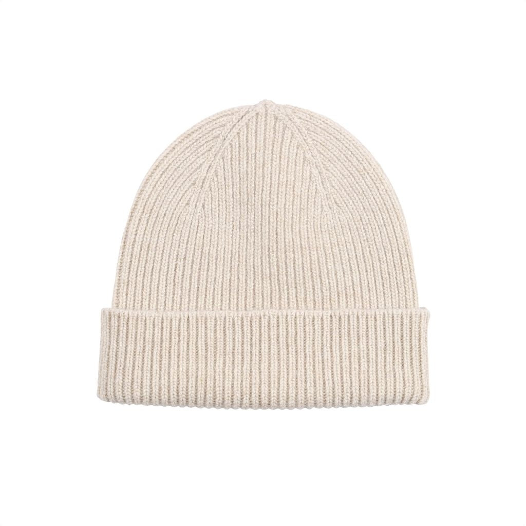 Colorful Standard / Unisex Beanie / Ivory White