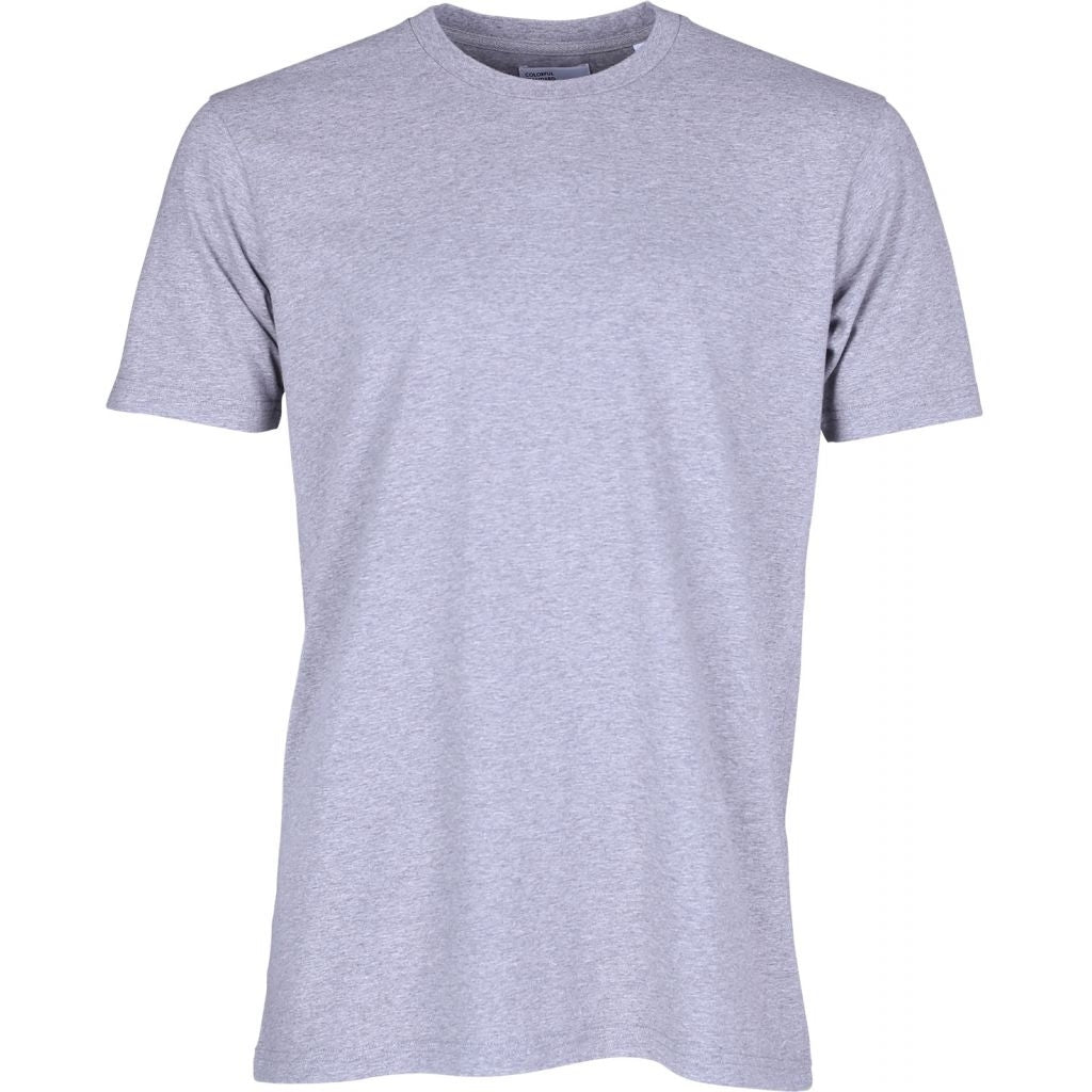 Colorful Standard / Organic Tee / Heather Grey