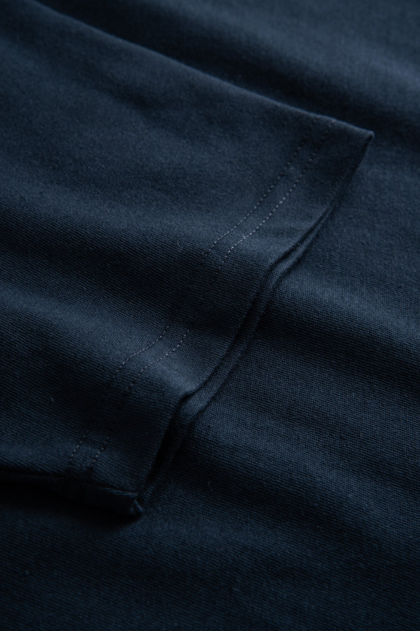 Wood Wood // Bobby pocket t-shirt - navy blue