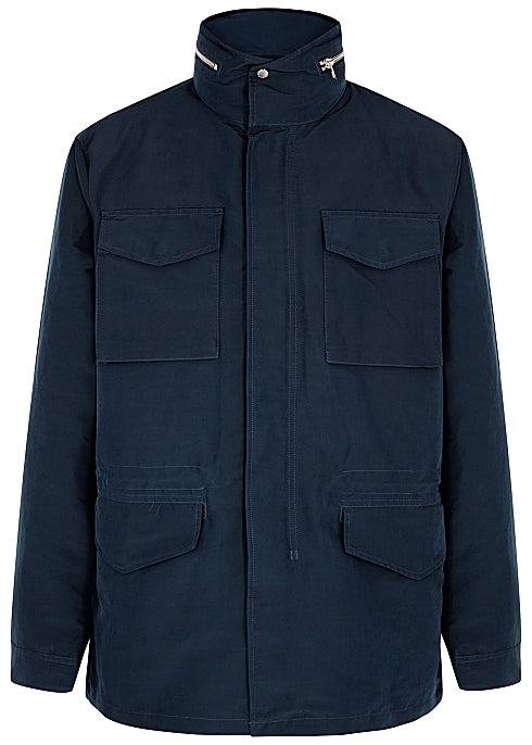 NN07 // Field Jacket - Navy