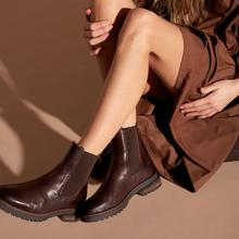 Bisgaard // Martha boots - Dark Brown