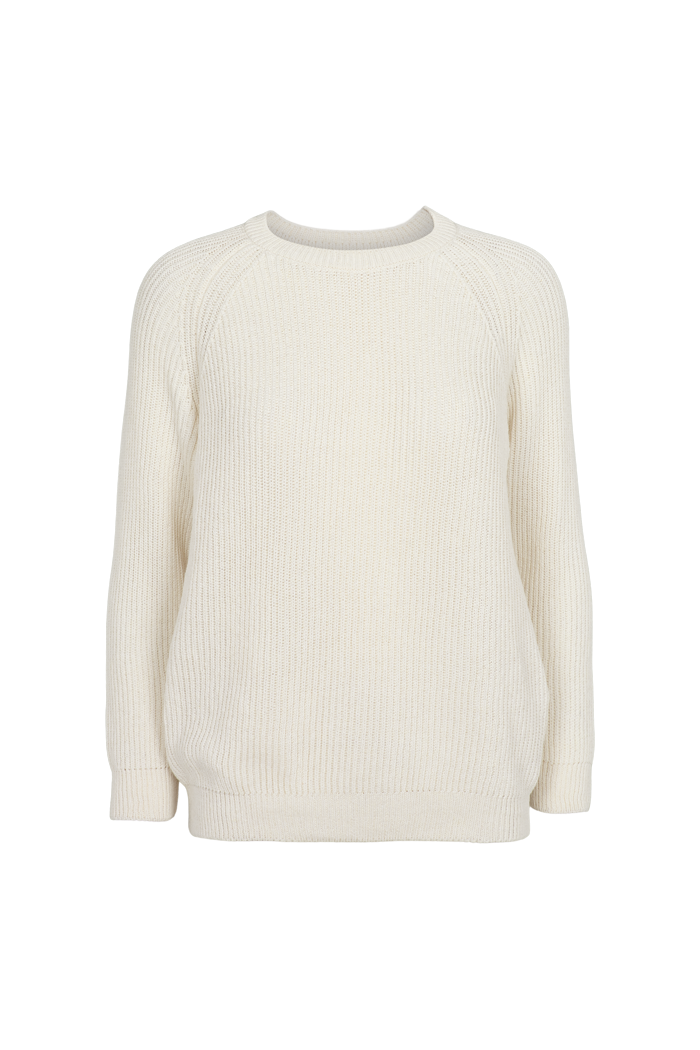 Basic Apparel // Nuria sweater - Off white
