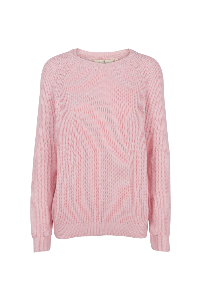 Basic Apparel // Nuria sweater - Rose tan