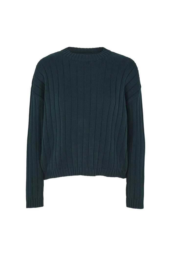 Basic Apparel // Siff sweater - sea moss