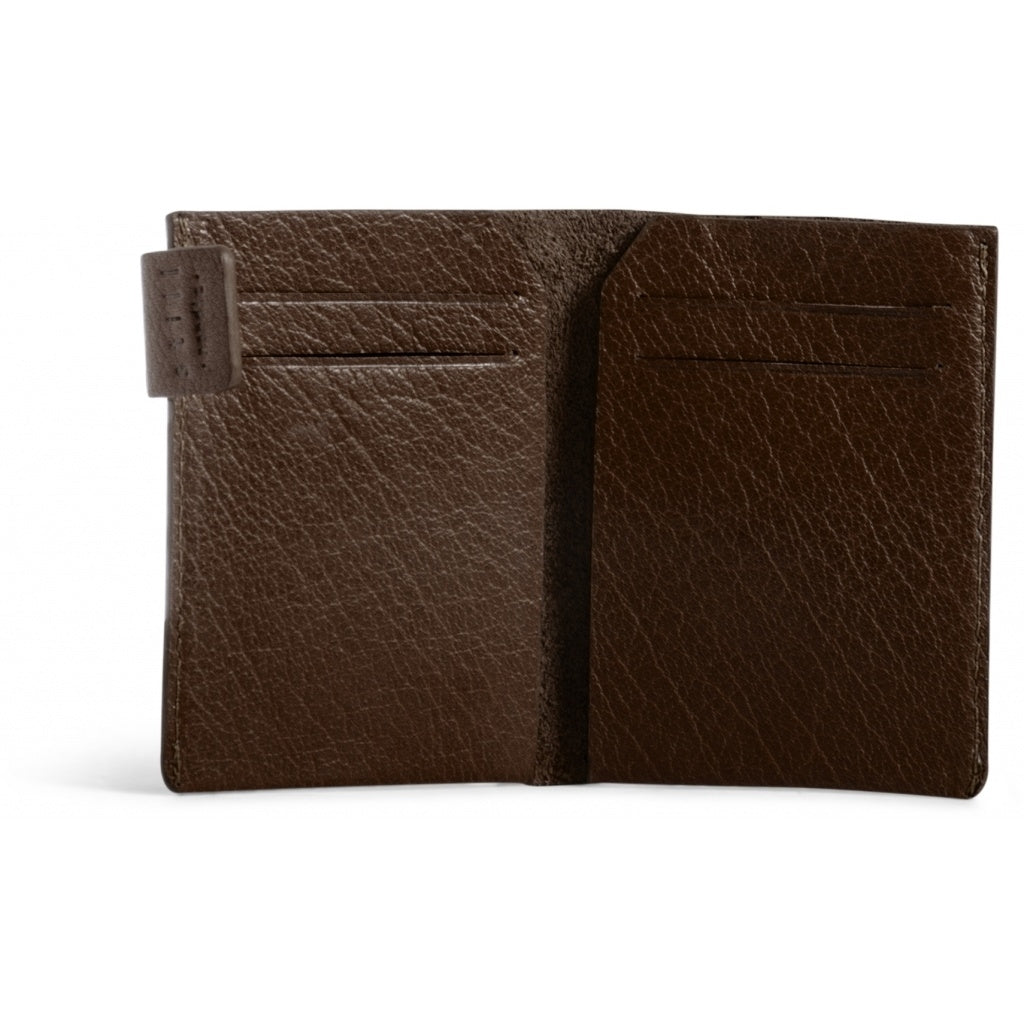Still Nordic // Thunder wallet - Brown