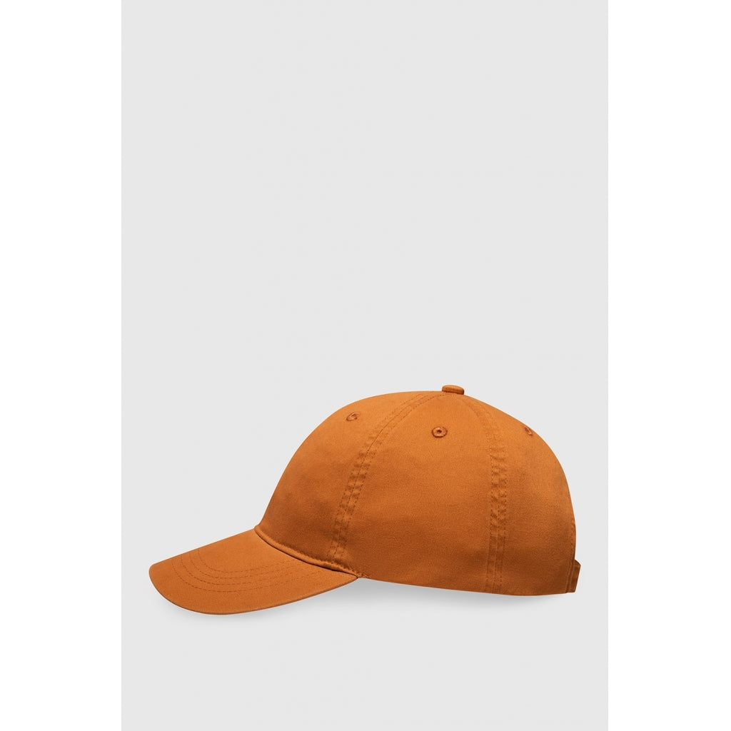 Wood Wood // Low profile cap - Orange