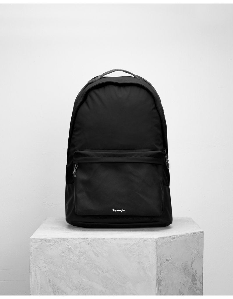 Topologie // Block Backpack - Black