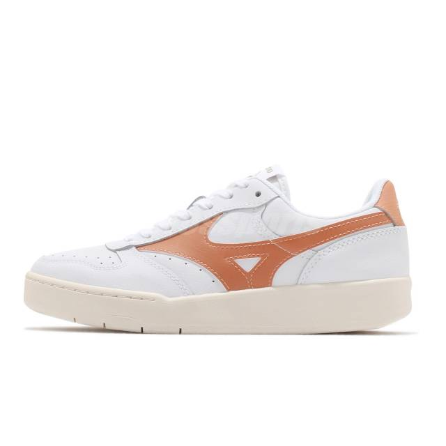 Mizuno // City Wind - White-Orange