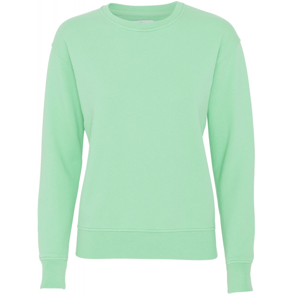 Colorful Standard / Women's Organic Crewneck / Faded Mint