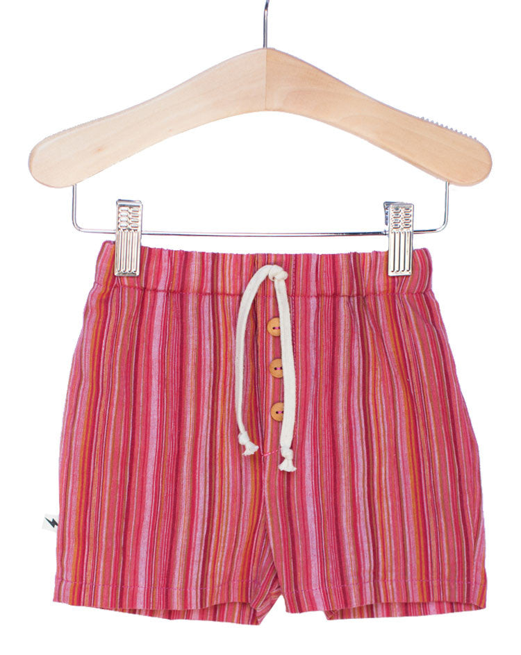 Shorts in Flamingo
