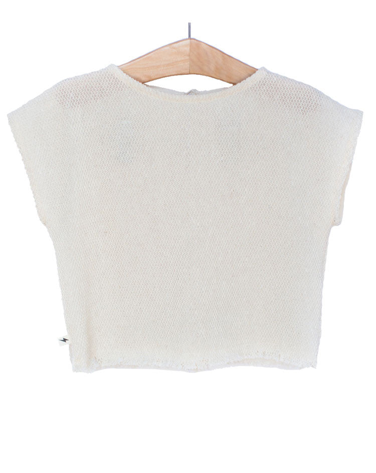 Slouch Top in Sand