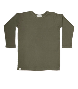 Long Sleeve Shirt - Olive