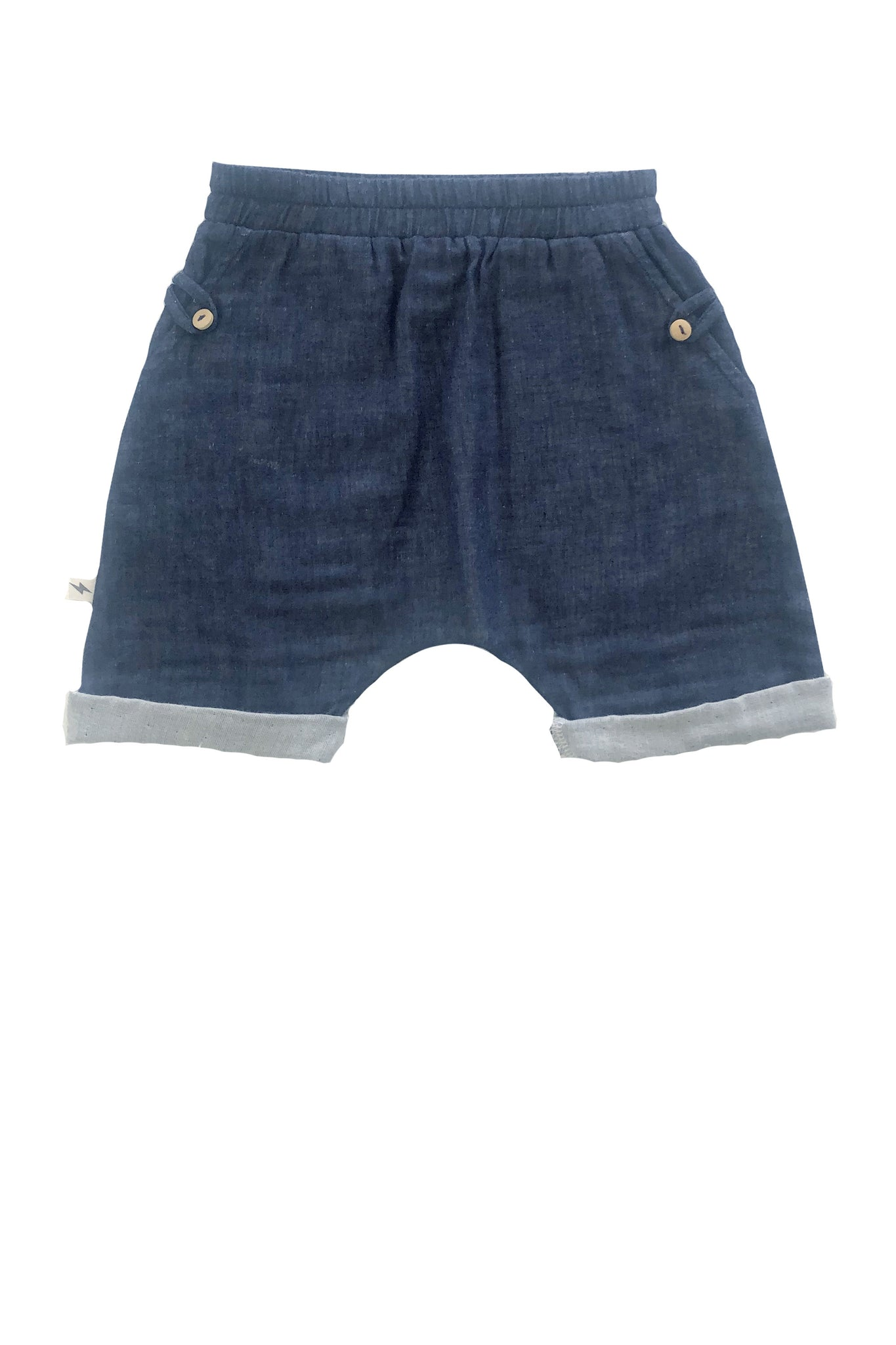 Easy Beach Shorts in Indigo