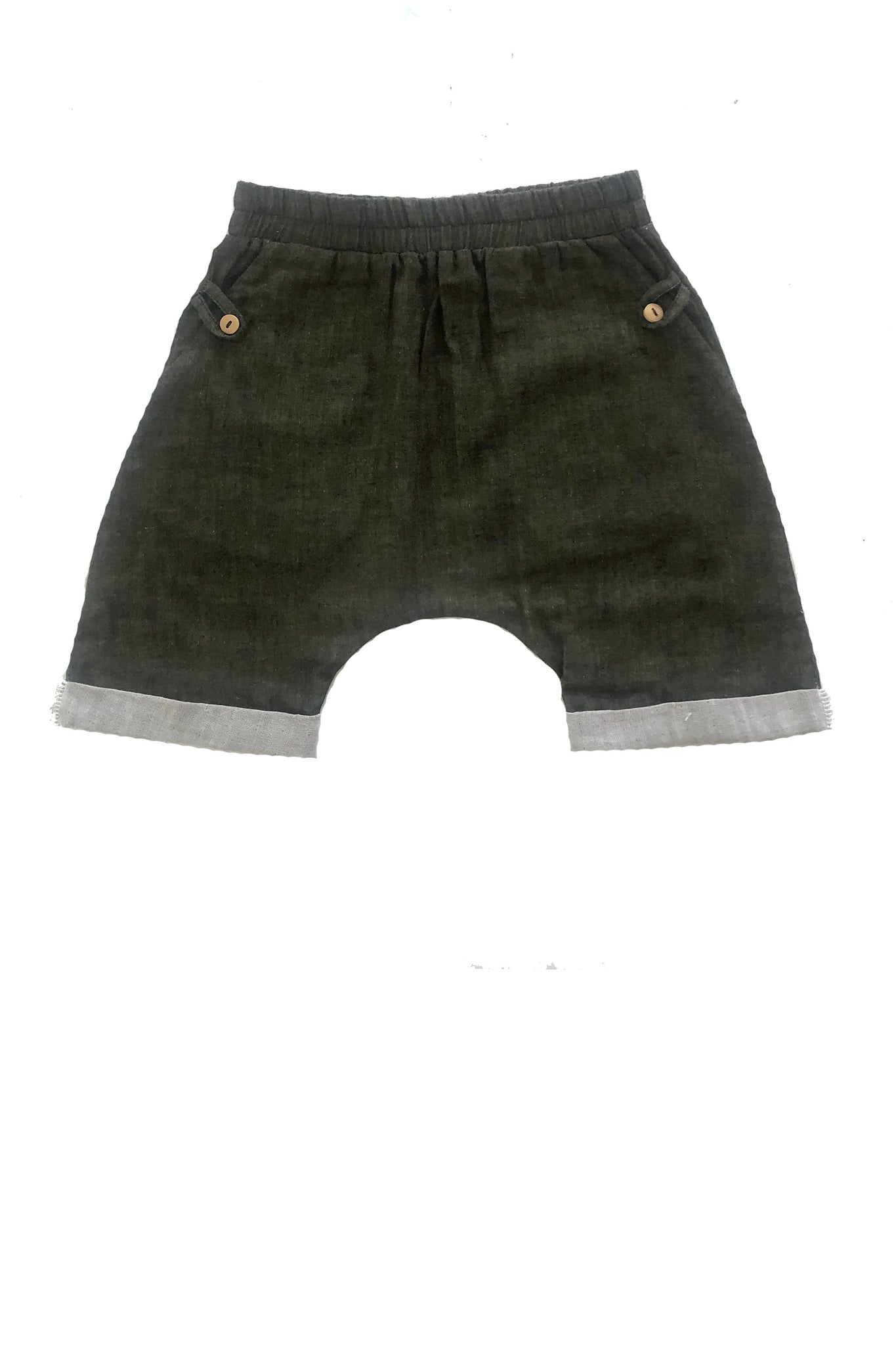 Easy Beach Shorts in Olive