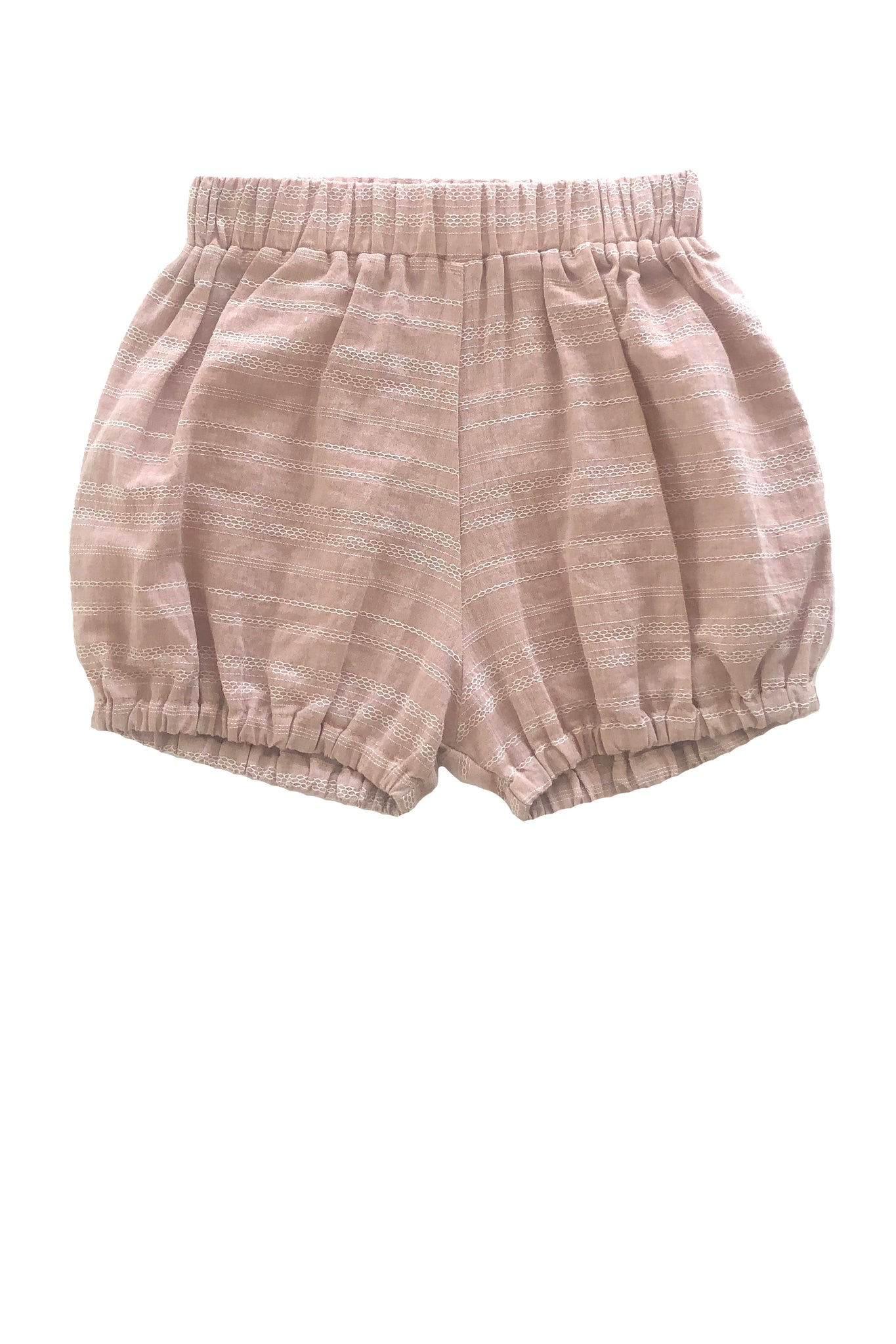 Bloomer Shorts in Mauve