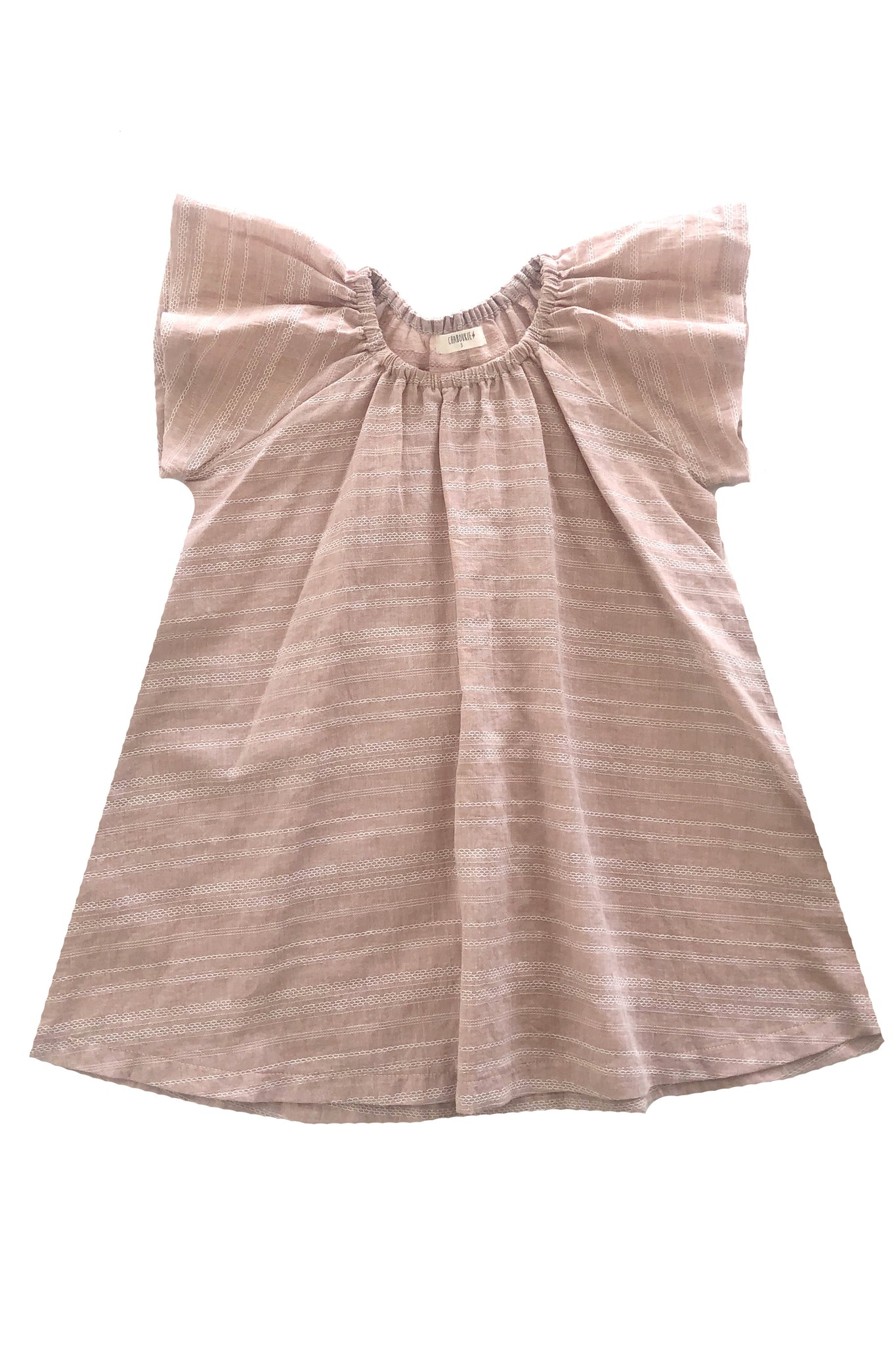 Butterfly Dress in Mauve