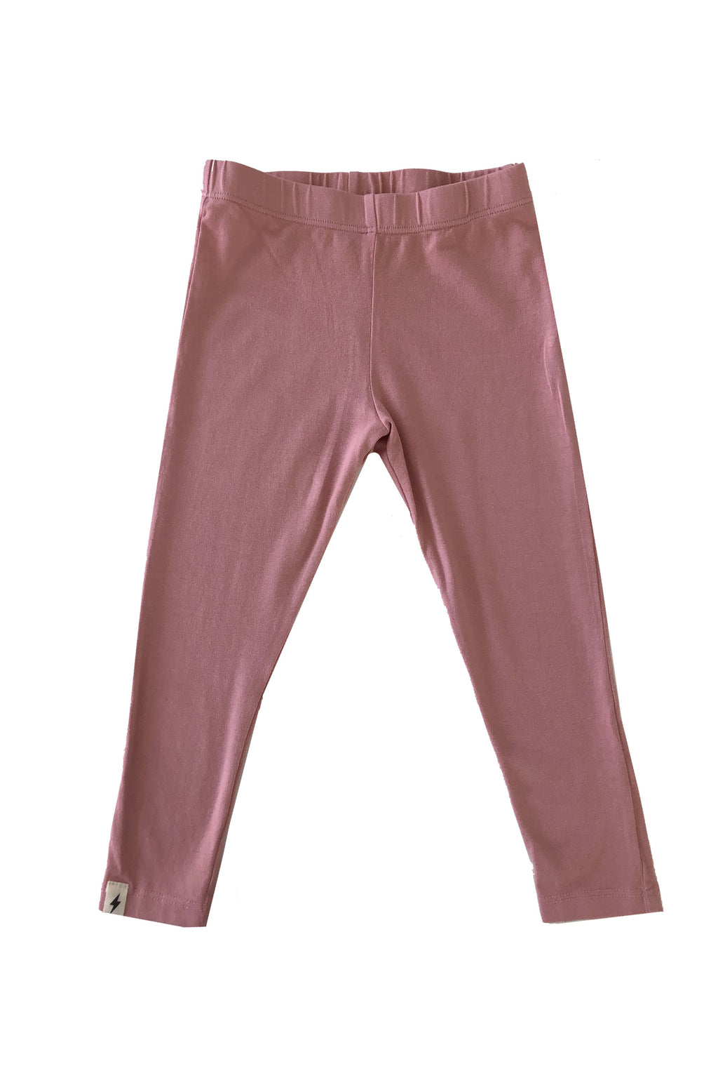 Summer Leggings in Dusty Pink