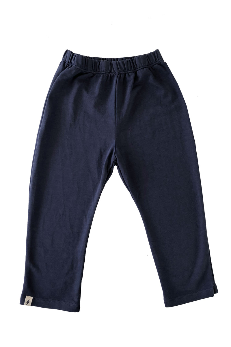 Basic Pant in Navy