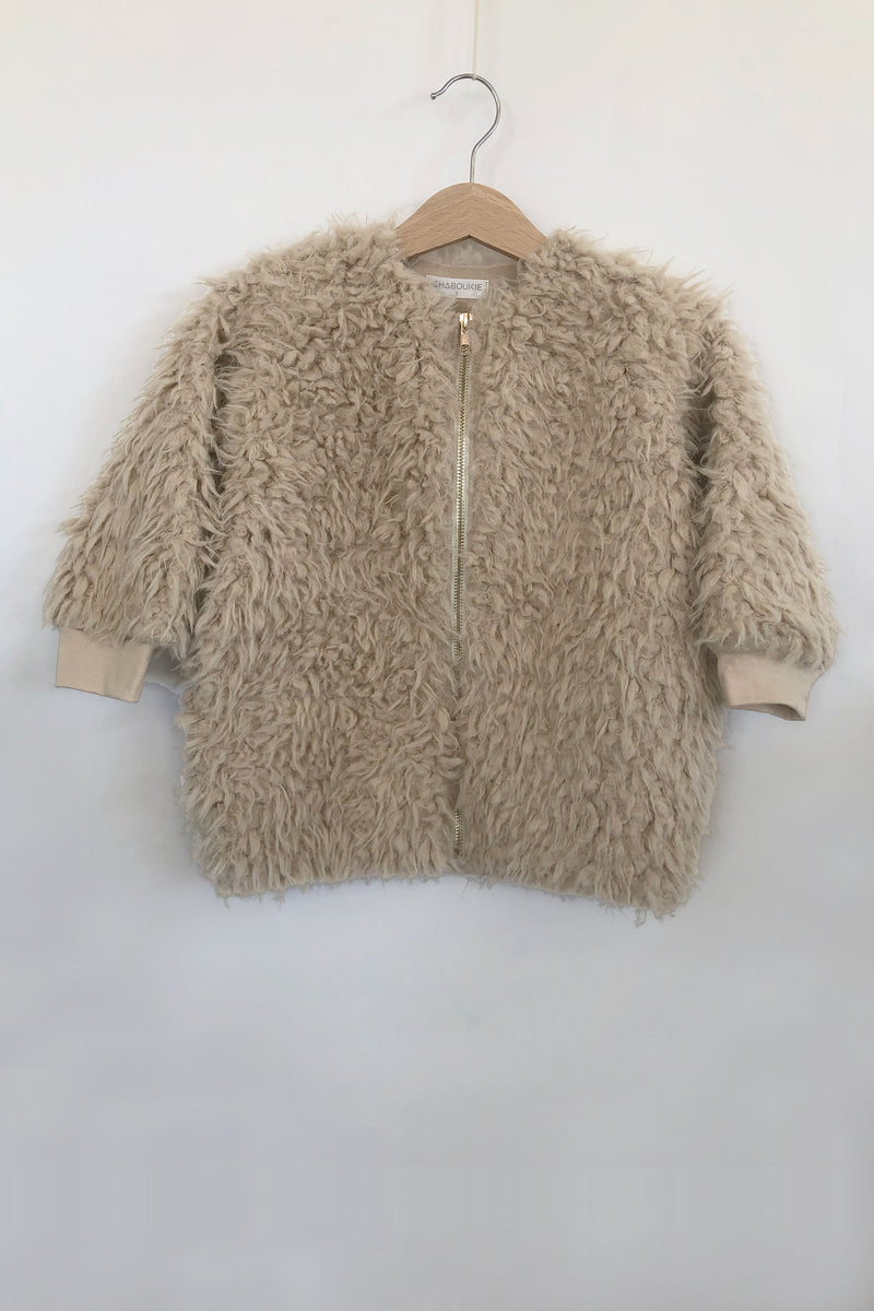 Furry Jacket
