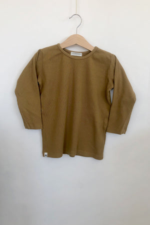 Long Sleeve Shirt - Bronze