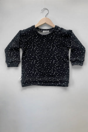 Sweatshirt in Dot