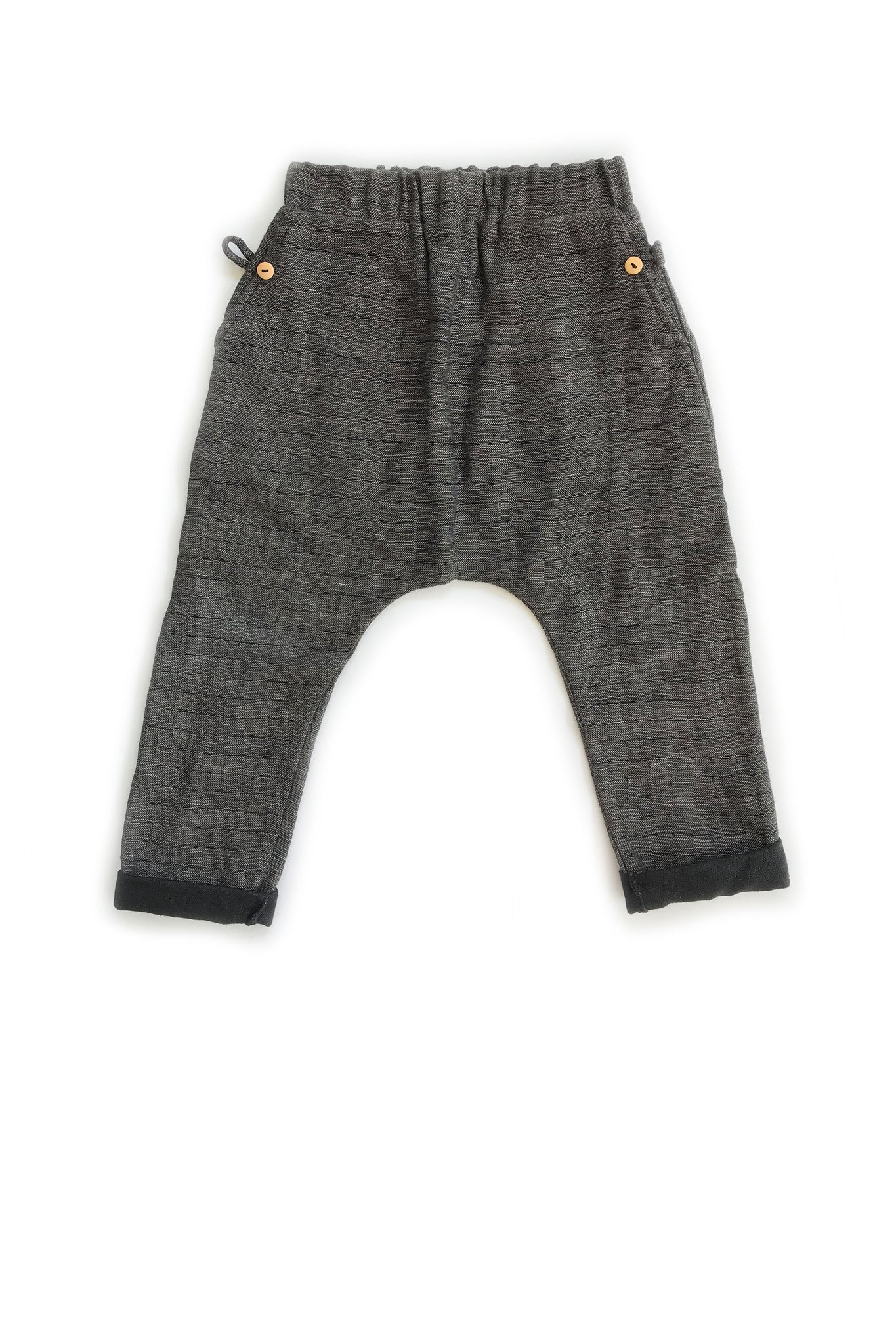 Easy Beach Pants in Black
