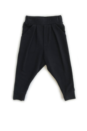 Slouch Pants in Black