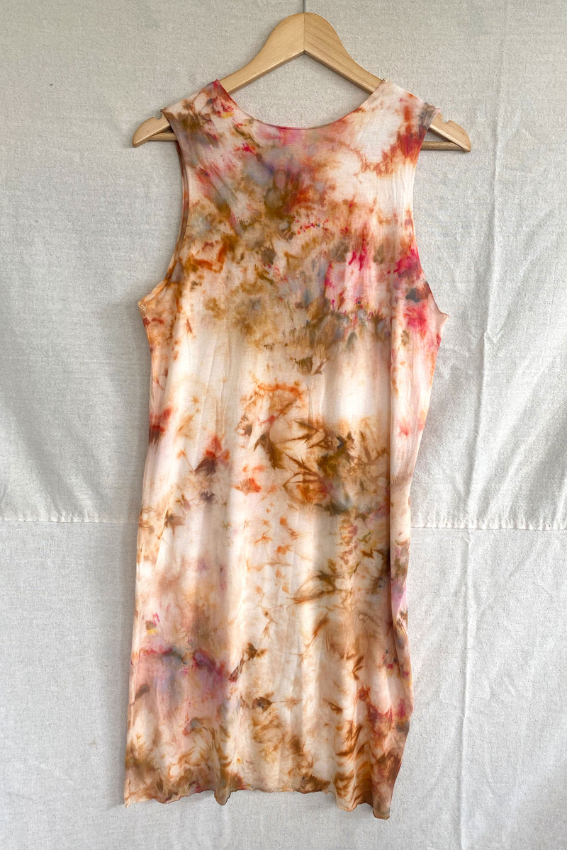 Ice Dye Women's Dress #1