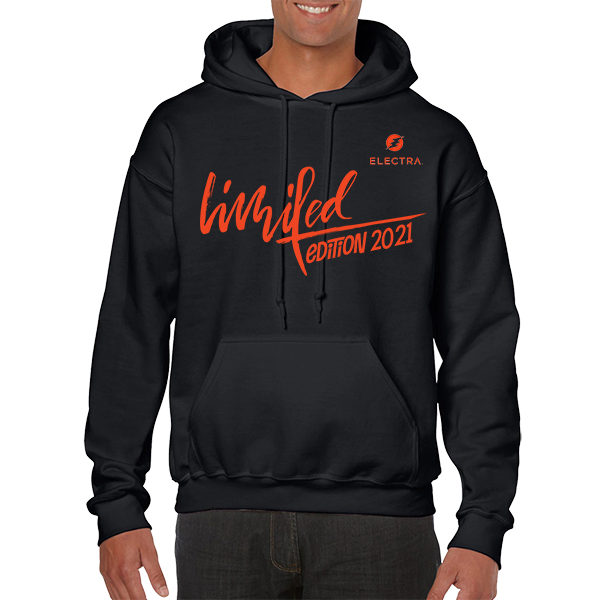 Limited Edition Men's Hooded Shirt