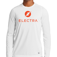 Load image into Gallery viewer, New Era® Series Performance Long Sleeve Crew Tee