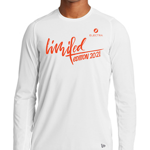 Limited Edition New Era® Series Performance Long Sleeve Crew Tee