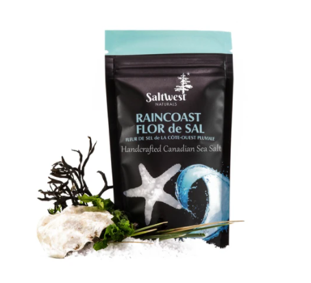 Sundried Sea Salts - in 10 different flavours!