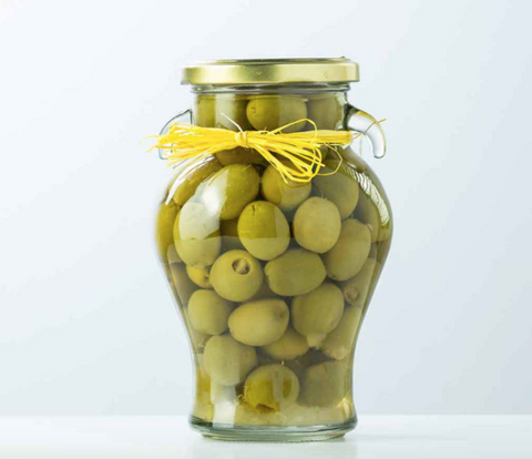 Lemon-Stuffed Manzanilla Olives