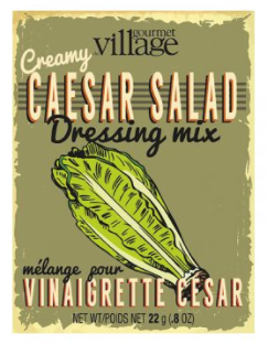 Village Gourmet: Salad Dressing Mix