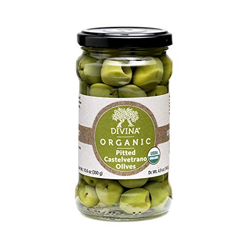 Pitted Castelvetrano Olives