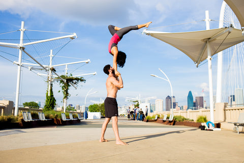 5 Reasons Why You Need to do Acro Yoga