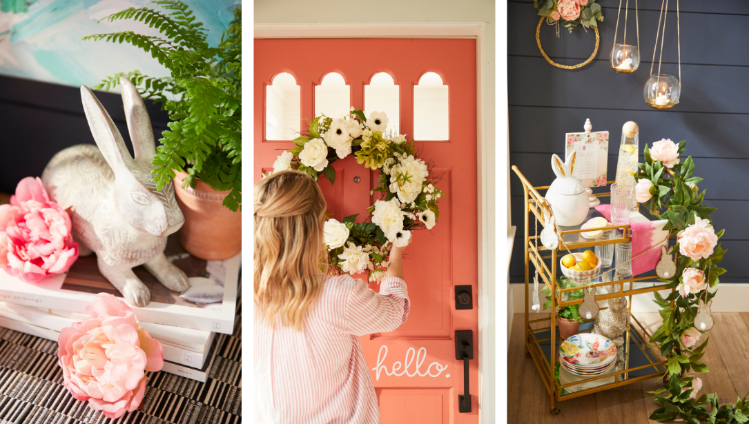 Image forCelebrate Spring with Bright & Cheerful Decor