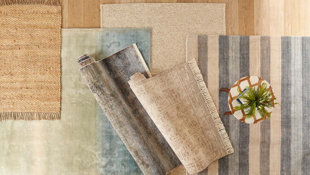 Image forDecorative Rugs & Curtains for Your Home