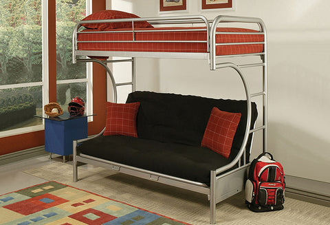B 230G - Bunk Bed Grey