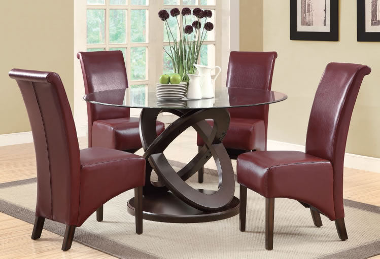 I 1749 TABLE + I 1778BY (4 CHAIRS)