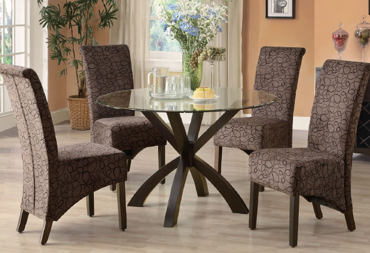 I 1771 TABLE + I 1788BR (4 CHAIRS)