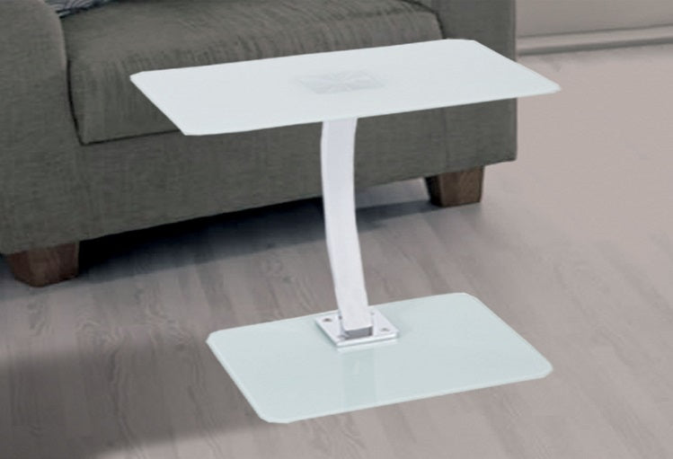 IF 074W - Side Table - White