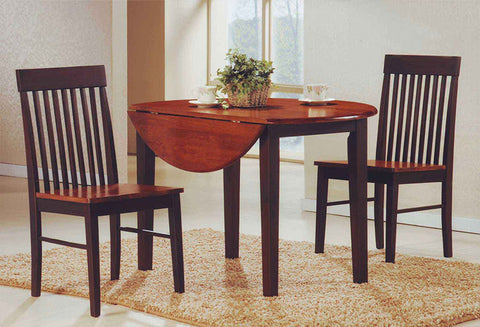 IF 1012 - 3pc Dining Set - Espresso