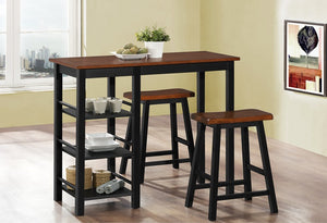 IF 1049 - Pub Set - 3 pcs - Oak