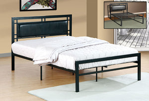 IF 141B - Platform Bed - Black